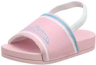 Rider Baby Girls' R86 Slide Sandals
