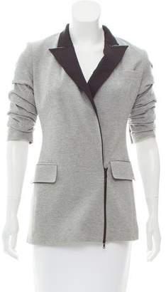 Robert Rodriguez Tailored Short Sleeve Blazer