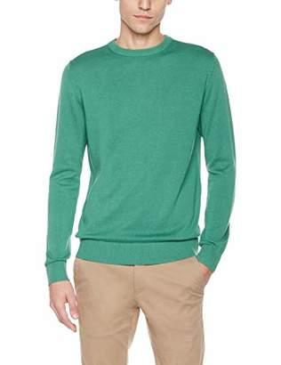 Isle Bay Linens Men's Long Sleeve Pullover Crew Neck Sweater