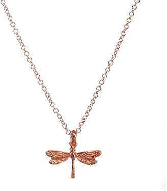 Dogeared Women Gold Necklace of Length 45.72cm MR11061-IN
