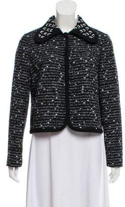 Giambattista Valli 2016 Tweed Jacket