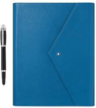 Montblanc Sartorial Augmented paper set - Electric Blue