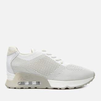 Ash Women's Lucky Knitted Runner Trainers
