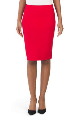 Nathalia Sweater Pencil Skirt