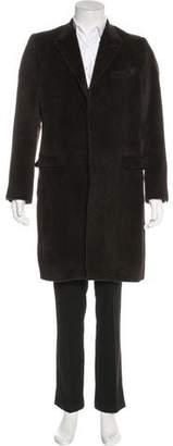 Dolce & Gabbana Alpaca & Wool Coat