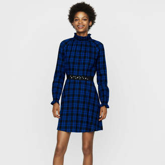 Maje Short plaid dress