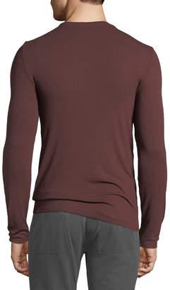 ATM Anthony Thomas Melillo Men's Crewneck Jersey-Knit Top
