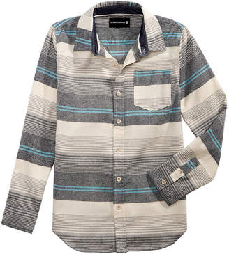 Ocean Current Big Boys Washburn Flannel Shirt