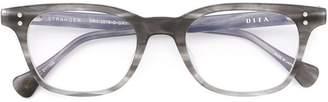 Dita Eyewear oval frame glasses