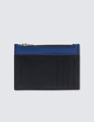 Ami Leather Zipped Cardholder