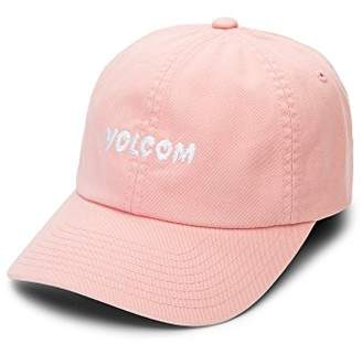 Volcom Junior's Good Mood Adjustable Dad Hat