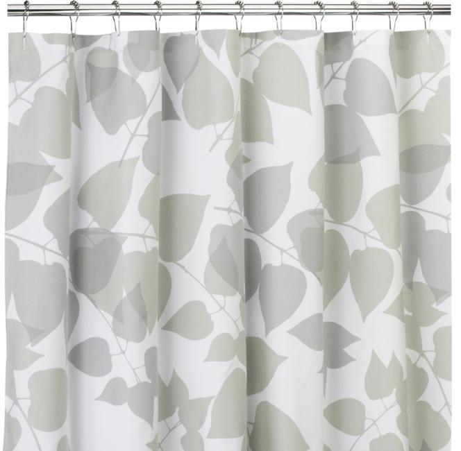Marimekko ® Lehtimaja Mist Shower Curtain