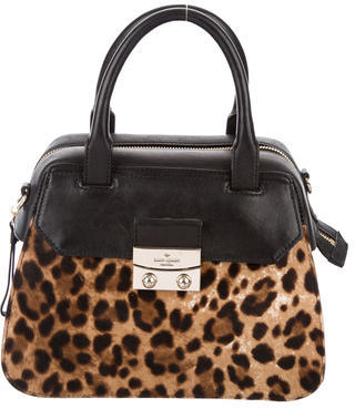 Kate Spade New York Alice Street Luxe Adriana Bag $295 thestylecure.com