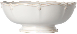 Juliska Berry & Thread Footed Serving Bowl - White