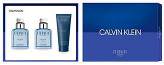 Calvin Klein Eternity Aqua for Men Three-Piece Gift Set