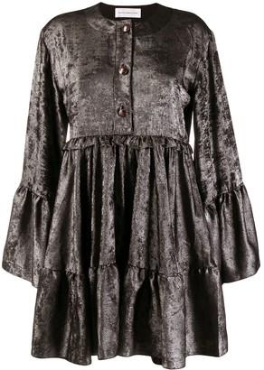 Faith Connexion short velvet dress