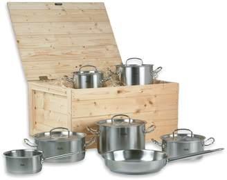 Fissler Seven-Piece Cookware Set