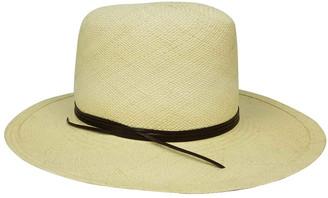 Singer22 MEDIUM BRIM PANAMA HAT
