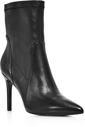 Charles David Women's Laurent Pointed-Toe High-Heel Booties