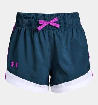 Under Armour Girls' UA Sprint Shorts