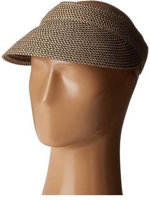 San Diego Hat Company UBV003 Ultrabraid Small Brim Visor Casual Visor