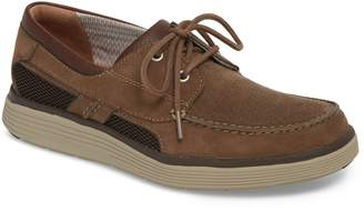 Clarks r R) Unabobe Step Boat Shoe