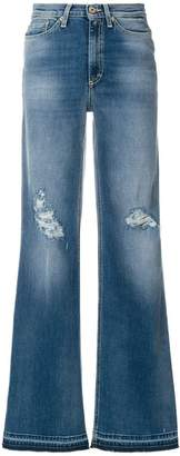 Dondup flared denim jeans