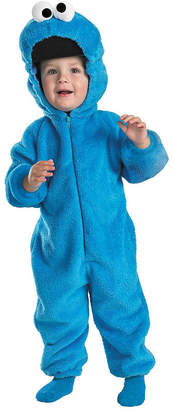 BuySeasons Sesame Street Cookie Monster Little Boys Costume