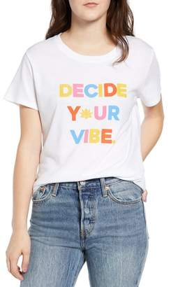 Sub Urban Riot Sub_Urban Riot Decide Your Vibe Slouched Tee