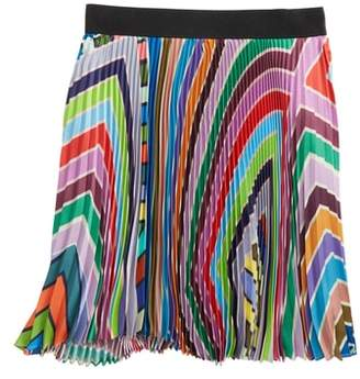 Milly Minis Pleated Skirt