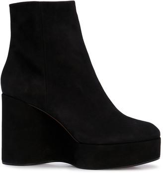 Clergerie Acajou boots