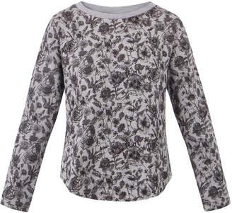 Derek Rose Cornwall Printed Loopback Cotton Sweatshirt