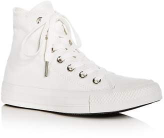 Converse Chuck Taylor All Star Egret High Top Sneakers