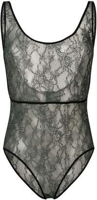 Roseanna lace bodysuit