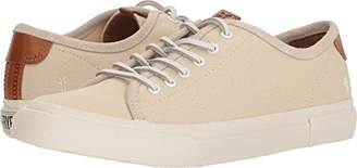 Frye Womens Gia Canvas Low