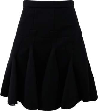 Antonio Berardi Flare Scuba Skirt