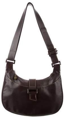 Longchamp Small Leather Hobo