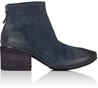 Marsèll Women's Burnished Suede Ankle Boots