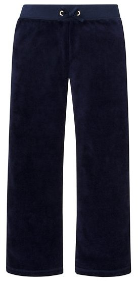 Juicy Couture Girls Original Pant in Velour