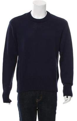 Ami Alexandre Mattiussi Knit Crew Neck Sweater