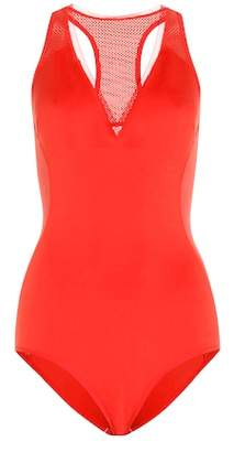Stella McCartney Neoprene and mesh swimsuit