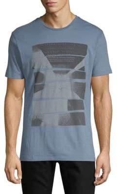 Slate & Stone Graphic Cotton Tee