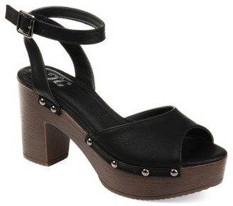 Journee Collection Lorica Platform Sandal