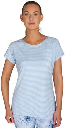Jockey Women's Sport Striped Tee
