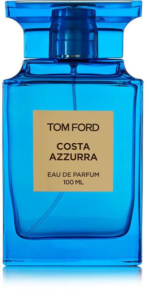 Tom FordTom Ford Beauty - Costa Azzurra Eau De Parfum - Cypress Oil, Driftwood Accord & Fucus Algae Oil, 100ml