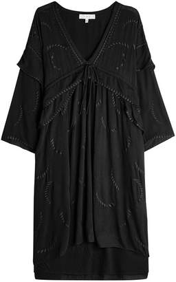 IRO Embroidered Dress