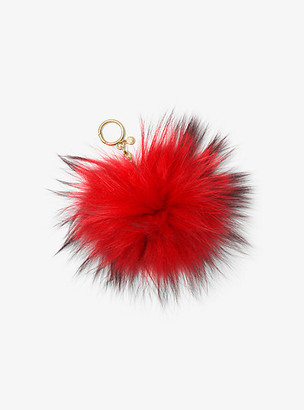 Michael Kors Fur Key Chain