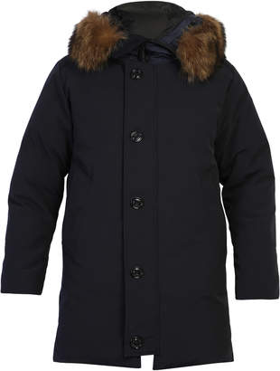 Moncler Three Quarter Padded Jacket