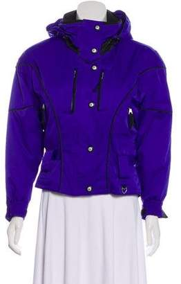 Obermeyer Zip-Up Hooded Jacket