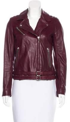IRO Jone Leather Jacket